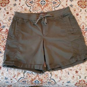 Eddie Bauer cotton shorts, size 12